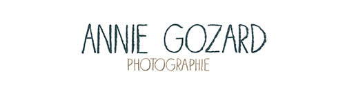 Annie Gozard Photographe Corporate Paris logo