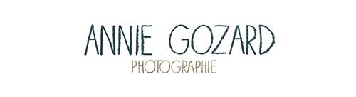 Annie Gozard Photographe Corporate Paris logo