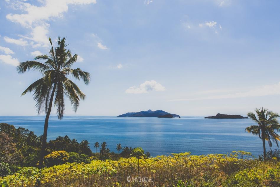 Carnet de voyage Mayotte paysage de rêve