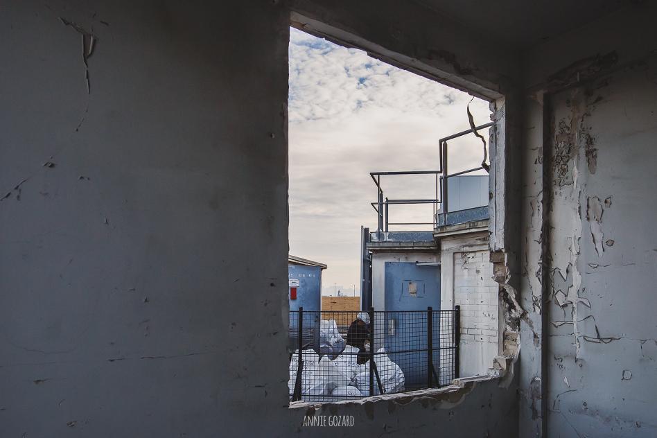 Suivi de chantier r novation d immeuble annie gozard photographe corporate paris - Bureau de poste paris 12 ...