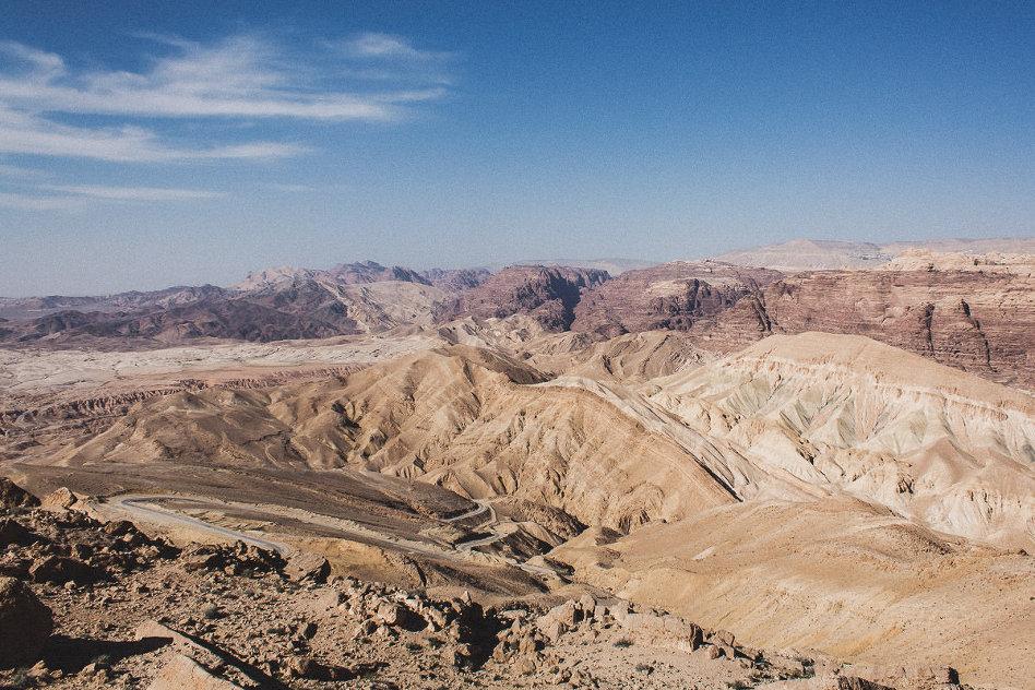 carnet de voyage jordanie
