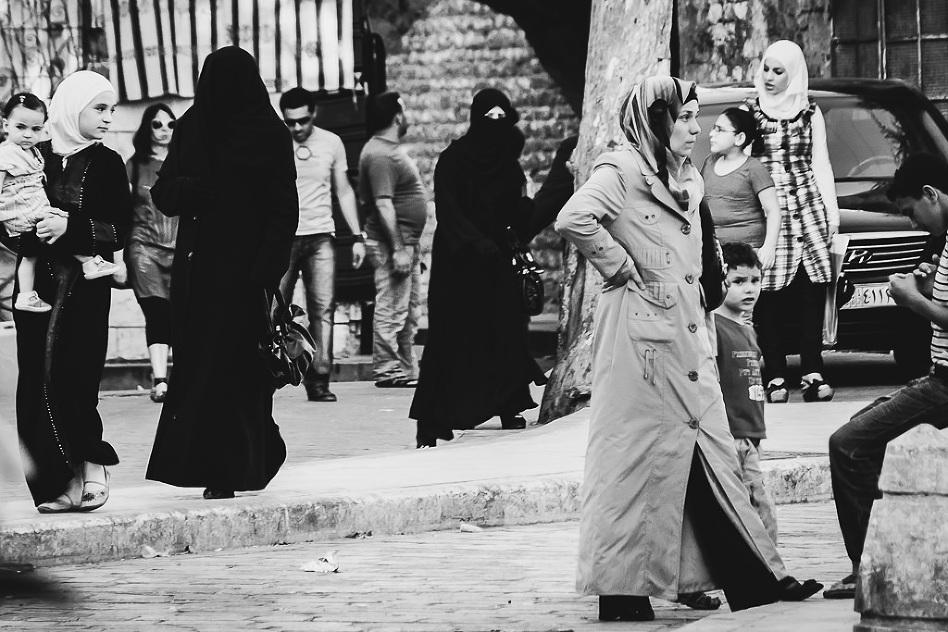 photographie syrie alep damas