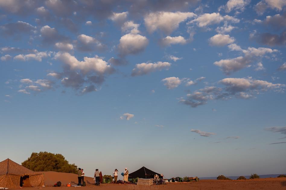 lever de soleil maroc