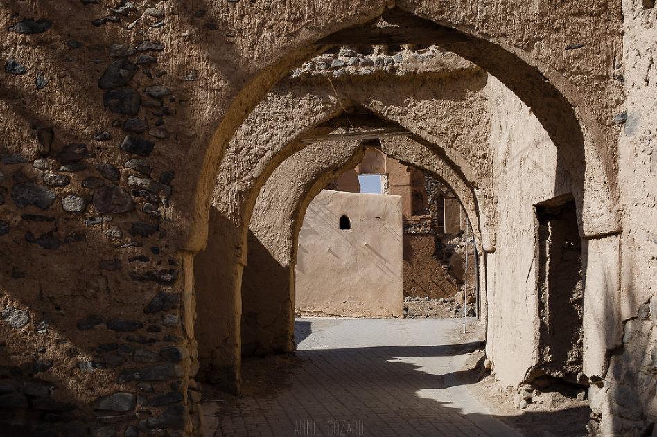 vieille ville Oman