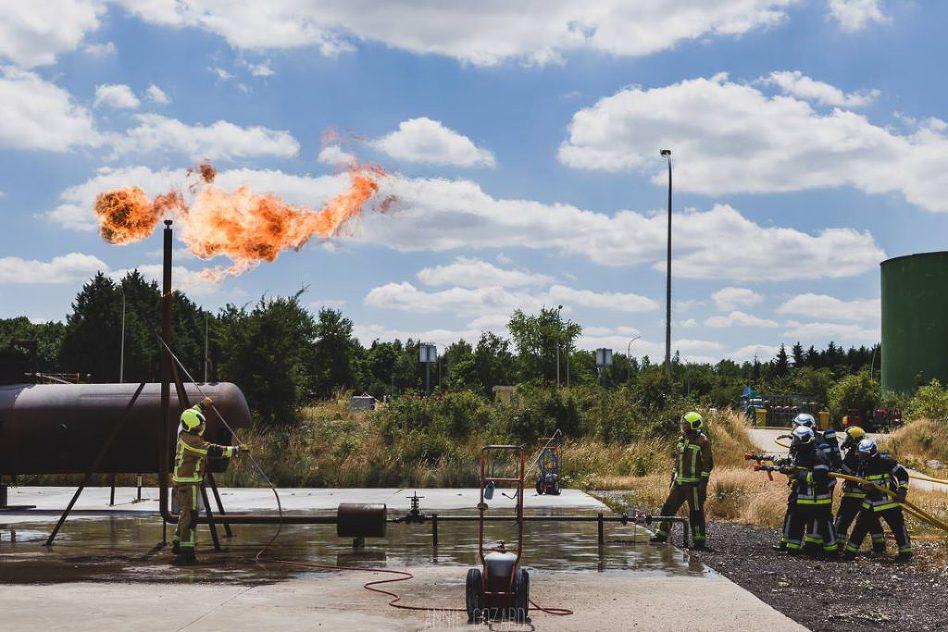 photographe industriel ile de france sécurité incendie